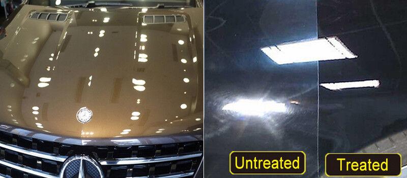 Car Glass Coating Liquid Nano Ceramic Pro 9H Hydrophobic Auto Anti Scratch Care