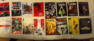 Graphic Novels in New Condition