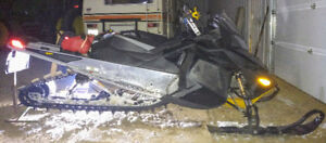 2008 Ski doo Summit X 800r 154.