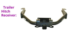 WANTED: TRAILER HITCH RECEIVER or info