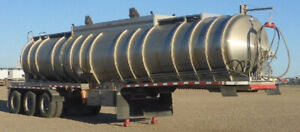 2014 TREMCAR SS 42 CUBE TANK TRAILER Cash/ trade/ lease to own t