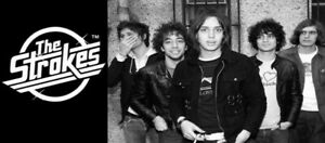 The Strokes May 20 2x Lawn Tickets