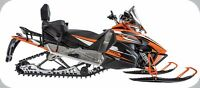 Arctic Cat XF7000 Cross Tour Touring 4 Stroke Sled, As New! 280k
