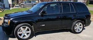 2007 Chevrolet Trailblazer SS SUV