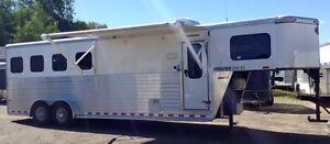 2014 Sundowner 6908 4 Horse Trailer with Living Quarters