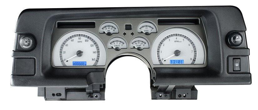 Dakota Digital Dash 90 91 92 Chevy Camaro Analog Dash Gauge Cluster VHX-90C-CAM