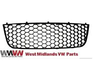 VW GOLF MK5 GTI 2005-2009 FRONT BUMPER LOWER CENTER GRILL TRIM VENT