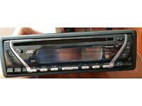 JVC car CD player/ stereo