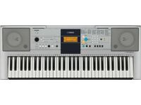 Yamaha PSR-E323 Digital Keyboard - portable electronic keyboard incl Stand