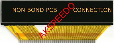 SAAB 93 9-3 95 9-5 SID1 SID2 Pixel Repair New LCD and Ribbon Non Bond connection for sale  Shipping to Ireland