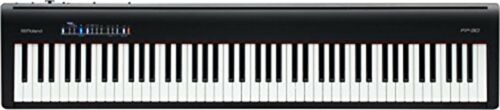 New ROLAND FP-30 BK Keyboard Authentic piano touch Free Ship