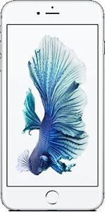 New iPhone 6S Plus 128 Silver/White Kitchener / Waterloo Kitchener Area image 1