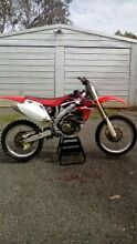 08 Crf 450 Warwick Southern Downs Preview