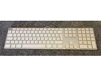 Apple Keyboard – Model No. A1243