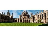 Tutor for UCAS applications (incl. Oxbridge) and personal statement writing. Oxford grad, teacher.