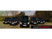 ESSEX MINIBUSES - CHEAP MINIBUS HIRE WITH DRIVER ESSEX - ESSEX MINIBUS HIRE GET A FREE QUOTE TODAY