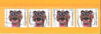 België 2009: nr 3968 + a + b + c° (190219)