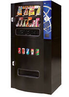 Vending Machine with location