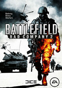 EA DICE BATTLEFIELD BAD COMPANY 2