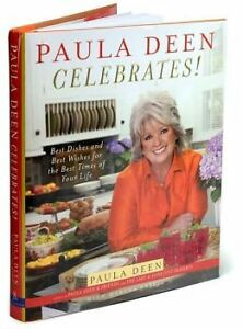 Paula Deen Cookbook