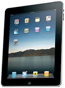 Apple iPad 1st Generation 16GB WiFi + 3G SIM CARD