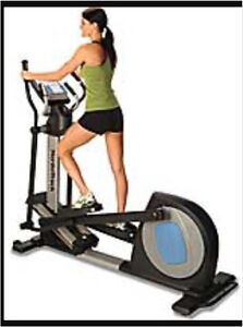 NordicTrack 1300 Commercial Elliptical Like new!