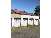Secure, dry lock-up garage - King's Park, Glasgow