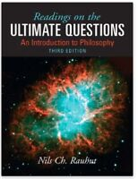 Readings on Ultimate Questions: An Introduction to Phil