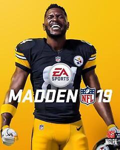 Madden 19 Ultimate team coins (xbox one)
