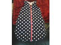 Baby grow bag. 0-6 month (sleeping bag)