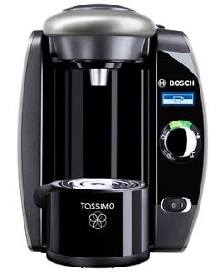 TASSIMO LCD Premium T65 by BOSCH Home Brewing System