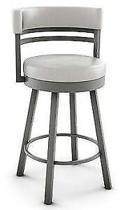 SWIVEL BAR STOOLS n KITCHEN COUNTER STOOLS CUSTOM MADE IN CANADA by ARTeFAC