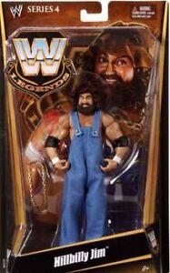 WWE Legends Hillbilly Jim Series 4