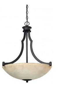 Bridgenorth Home Hardware Warren Chandelier by Canarm