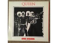 Queen One Vision Vinyl