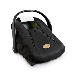 Cozy cover for car sear carrier