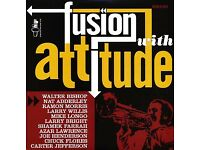 Various – Fusion With Attitude 2006 2xLP Brand New Sealed £40