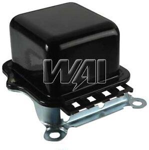 gm voltage regulator 1962 72 cars trucks delco remy solid. Black Bedroom Furniture Sets. Home Design Ideas