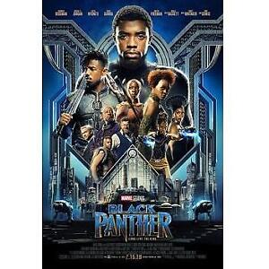 NEW BLU-RAY BLACK PANTHER 214050282 MARVEL STUDIO MOVIES