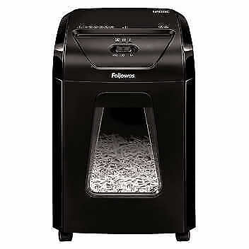 New Fellowes Powershred 1200c 12 Sheet Cross Cut Shredder Aa Free Shipping