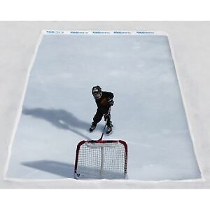 New in box backyard hockey ice rink