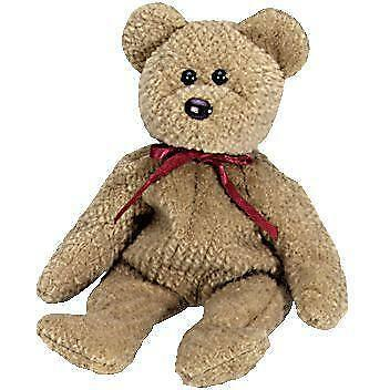 Curly Beanie Baby  c4292135286