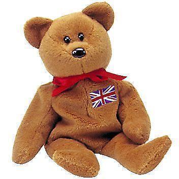 dd8db17cb31 Britannia Beanie Baby
