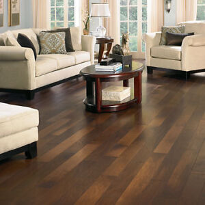 HARDWOOD FLOORING ENGINEERED LAMINATE VINYL SHEET CLICK PLANK City of Toronto Toronto (GTA) image 10