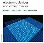 Electronic Devices and Circuit Theory by Robert L. Boylestad and Louis Nashelsky (2012, Hardcover, Revised)