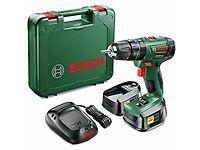 Bosch Cordlles Combi drill 18V - New