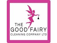 Good Fairies required for domestic cleaning duties