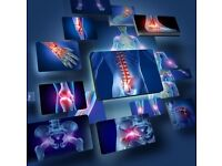 PHYSIOTHERAPY HOME VISITS - Professional ASSESSMENT & TREATMENT - FEMALE UK HPC CSP Registered
