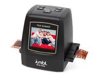 Film and slide scanner – convert old negatives to digital