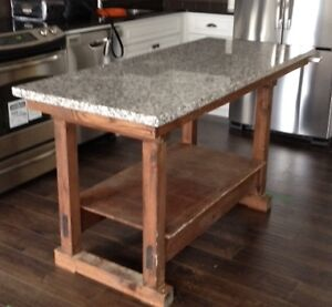 Granite Island Countertops, clearance, in specific sizes Kitchener / Waterloo Kitchener Area image 9